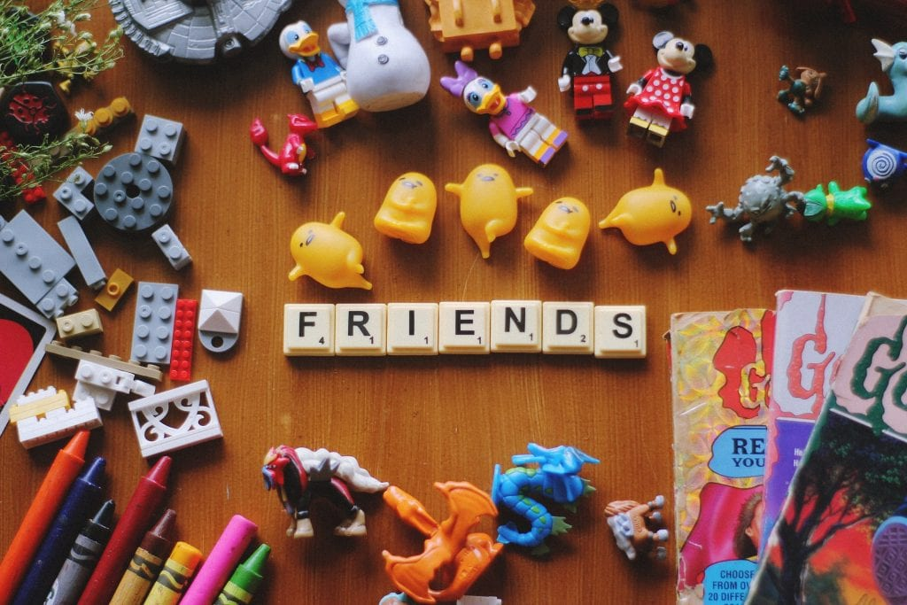 Fewer Toys Equal More Focus and Creativity