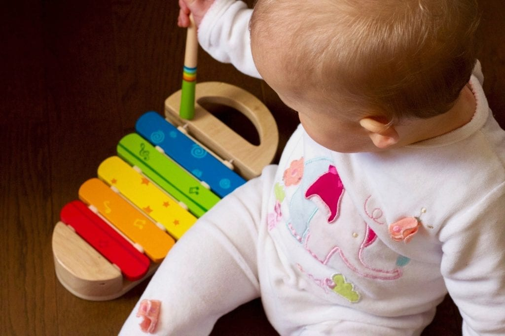 Toys and Gifts for a One-Year-Old