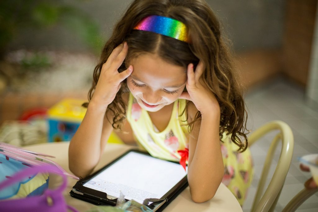 How to Keep Your Child Safe Online During Remote Learning